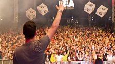 Skream @ Creamfields 2012