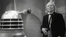 A Dalek and the Doctor