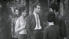 Barbara and Ian with Susan and David
