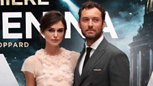 Image for Joe Wright: 'Keira's got balls'