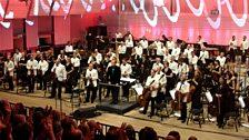 The BBC Philharmonic take a bow