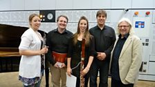 Orpheus Foundation Orchestra members, 20.09.12
