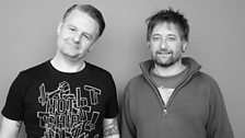 Vic and King Creosote