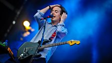 Image for Bombay Bicycle Club - Reading 2012