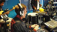Bobby Womack & Damon Albarn in Session
