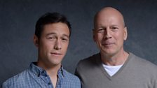 Image for Joseph Gordon-Levitt: 'Becoming Bruce Willis is a bizarre experience'