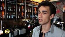 Image for Interview with Robert Sheehan