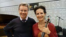 Nigel Clayton and Madeleine Mitchell, 03 October 2012