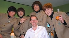 Image for The Bootleg Beatles join Ryan Tubridy