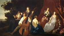 Peter Lely (1618-80) - The Concert