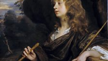 Peter Lely (1618-80) - Boy as a Shepherd