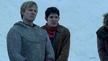 Image for Merlin and Arthur's Escape