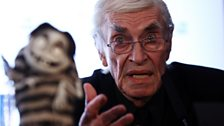 Image for Martin Landau shares his acting secrets