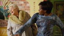 Yolande confronts Pat over her and Patrick's affair