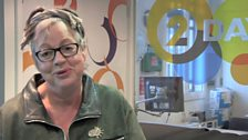 Image for Jo Brand on allergies