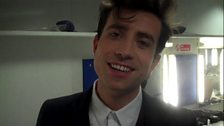 Image for Backstage Buzzcocks: With host Nick Grimshaw