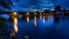 """""""Motala is a medium sized Swedish city in the province of Ostergotland at the Northern end of Lake Vattern."""""""