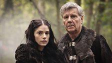 King Rodor and Princess Mithian