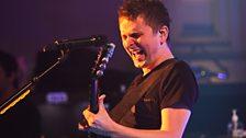 Muse front-man Matt Bellamy