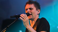 Muse played a range of classic songs from their back catalogue.
