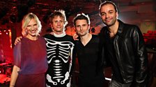 Muse with Jo Whiley