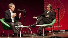 Michael Ignatieff and Matthew Sweet