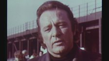 Image for Richard Burton - rare archive of National Coal Board film 1970