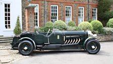 1930 Bentley Meteor