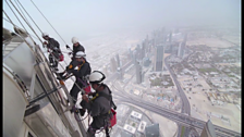 Image for Burj Khalifa Window Cleaning