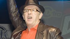 The legend, David Rodigan
