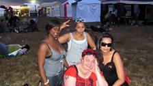Robbo Ranx at One Love Festival 2010 - 4