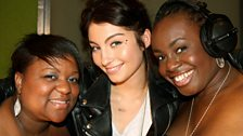 Vula, Yasmin and Sharlene