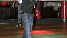 Chipmunk's robot dance