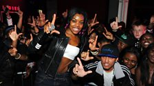 Put your L's up for Lady Leshurr