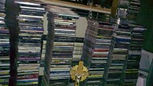 Them's alot of CDs!