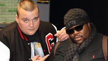 Bigz and Charlie Sloth