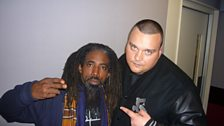 Akil, formerly of Jurassic 5 with Charlie