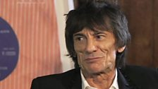 Image for The Rolling Stones on Radio 2 - Ronnie Wood sneak preview