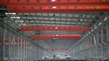 Prefabricating a Tower Block, China