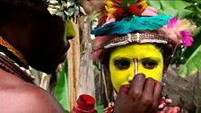 Image for The Sing Sing festival in Papua New Guinea