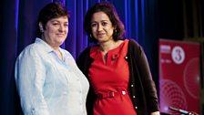 Julie Bindel & Samira Ahmed