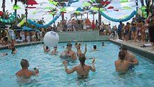 The Radio 1 Miami Pool Party
