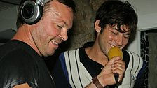Pete and Mark Ronson