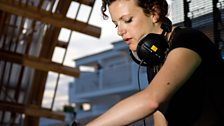 Annie Mac at Radio 1's Free Party