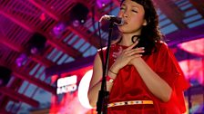 Little Dragon at Radio 1's Free Party