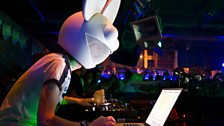 Deadmau5 at Space Presents Come Together