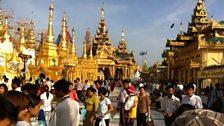 Jeremy visits Burma.