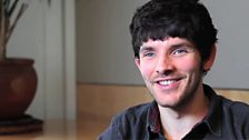 Image for Interview with Colin Morgan (Merlin)