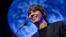 Image for Professor Brian Cox on why Bacon is so brilliant