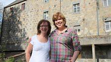 Allegra McEvedy & Gwen Williamson, Montgarrie Mill